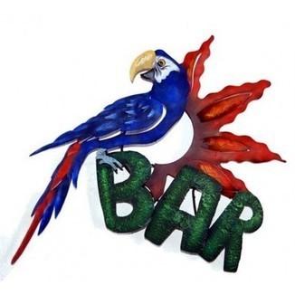 Macaw Bar Sign Wall Art   Macaw Bar Sign Wall Art   Scoop.it