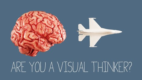 Are You A Visual Thinker? - YouTube | Good News For A Change | Scoop.it