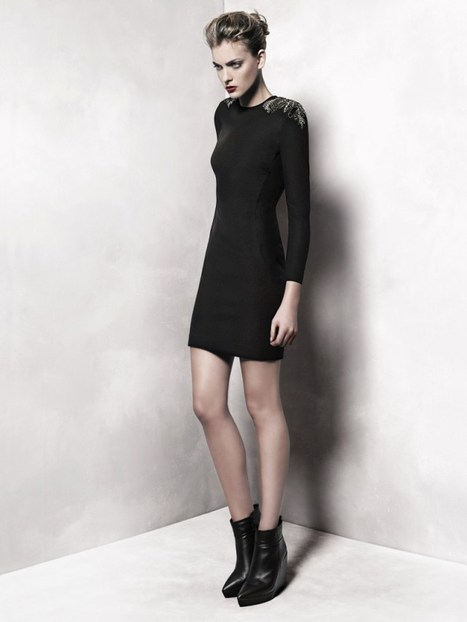Mango's November 2012 Lookbook | Cultural Trendz | Scoop.it