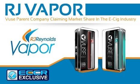 RJ Vapor Eyes The E-Vapor Business | Topics We Found Useful & Interesting | Scoop.it