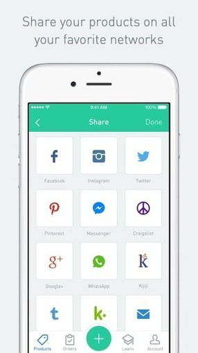 Shopify launches Sello, an app for selling 'anything to anyone' onsocial | Commerce and Payments | Scoop.it