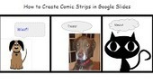 How to Create Comic Strips in Google Slides | Autism Supports | Scoop.it