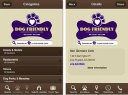Dog Owners: 5 Android Apps To Help With Your Furry Friend | My Particular Utterance | Scoop.it