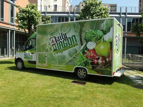 Daily Wagon : première chaîne de food trucks | Stratégies et actions marketing à l'international | Scoop.it