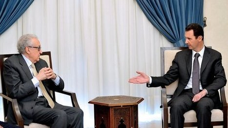 Foreign Support for Syrian Rebels Is Hindering Deal, Assad Says   Syrian Crisis   Scoop.it