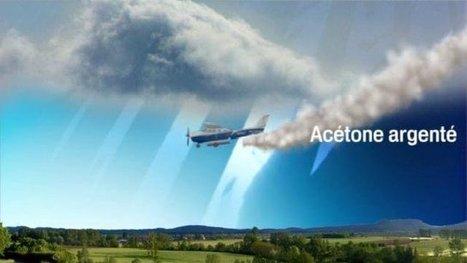 Les Allemands testent l'acétone argenté contre les grêlons | CRAKKS | Scoop.it