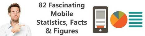 82 Fascinating Mobile Statistics Facts and Figures | mLearning - Learning on the Go | Scoop.it