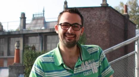 Portrait - Sébastien Dobrowolski, 27 ans, archiviste itinérant | Infocom | Scoop.it