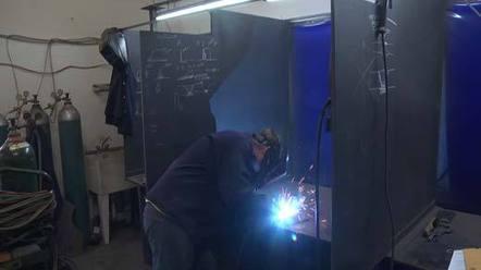 Students Graduate from New PVCC Welding Program - NBC 29 News | aerospace mechanic | Scoop.it
