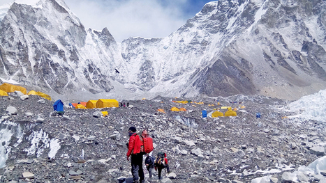 Nepali officials' white lies on Mt Everest exposed | Everest and Sherpas | Scoop.it