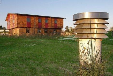 Le puits canadien, un climatiseur peu onéreux, écologique & performant | Immobilier | Scoop.it
