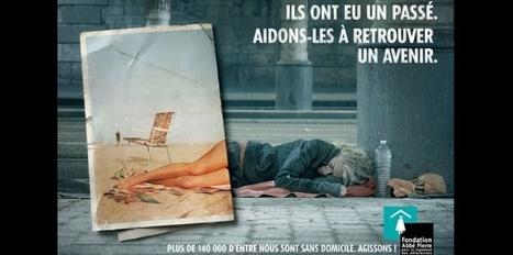 Les SDF ont eu une vie avant la rue : la campagne choc de la Fondation Abbé-Pierre, soutenue par le groupe IAM | Ca m'interpelle... | Scoop.it