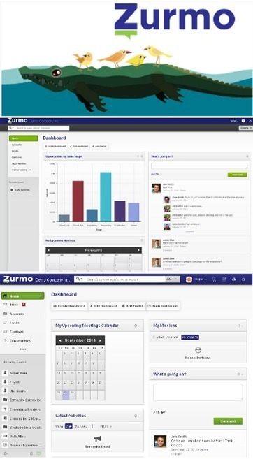 Logiciel professionnel gratuit CRM Zurmo 2.8.2 Fr Community Edition 2014 Licence gratuite open source | Logiciel Gratuit Licence Gratuite | Scoop.it