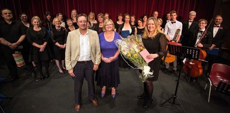 Choir hit the right note for @CRY_UK   The Tom Clabburn Memorial ...   brighton togs   Scoop.it