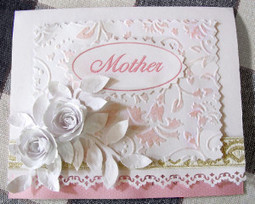 Mothers Day Card | Scraps and Things | Handmade Cards | Scoop.it
