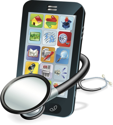 Half of smartphone owners consult the 'doctor in their pocket' | Mobile Healthcare: Are you Ready? | Scoop.it