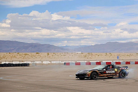 Sam Schmidt receives nation's 1st driver's license for semi-autonomous vehicle | Occupational Therapy Inspiration | Scoop.it