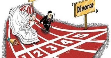 Top 10 Countries Where Divorce Rate is High   National testing Service   Scoop.it