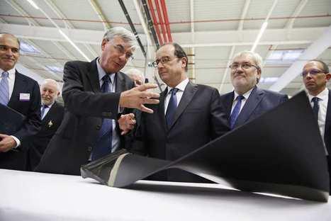 Safran inaugure en Lorraine sa nouvelle usine high tech | Transport | Scoop.it