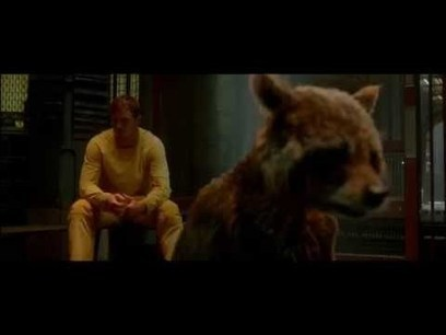 Watch the Guardians of The Galaxy Meet in this Five Minute Clip   Young Adult Movies   Scoop.it