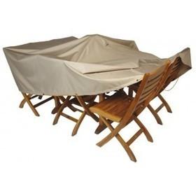 La housse pour salon de jardin polyester ou polyéthylène ? | Housse de protection mobilier de jardin | Scoop.it