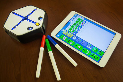 This incredible robot (called Root) is teaching kids to code - Daily Genius | Differentiated and ict Instruction | Scoop.it