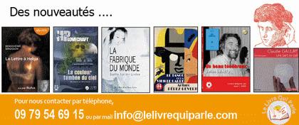 Le Livre Qui Parle | livres audio, lectures à voix haute ... | Scoop.it
