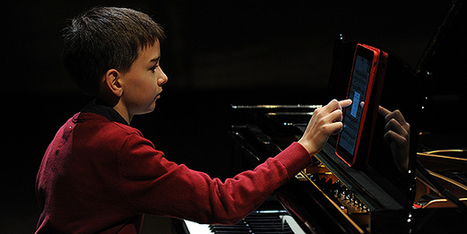 Hi-tech app Musica Piano revolutionizes music world | digital technologies in classical music & opera | Scoop.it
