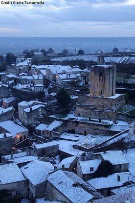 Découvrir Saint-Emilion pendant les vacances de Noël | Partance - Tourisme | Tourisme Sud-Ouest | Aquitaine OnLine | BIENVENUE EN AQUITAINE | Scoop.it
