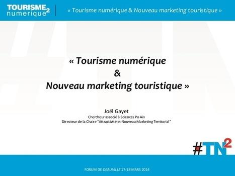 Tourisme numérique et nouveau marketing tourist... | Animation Numérique de Territoire | Scoop.it