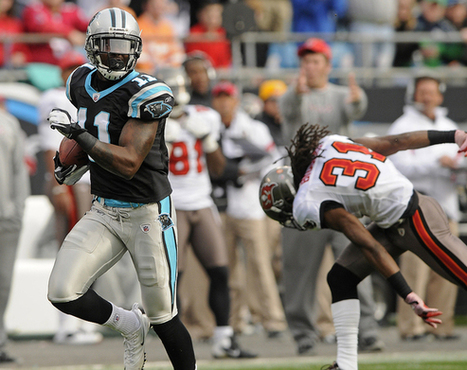 Panthers 46, Buccaneers 16 | 12.24.11 - News & Observer | Charlotte North Carolina | Scoop.it