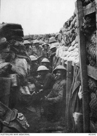 First World War 1914–18 | Australian War Memorial | History | Scoop.it