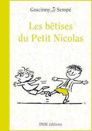 Les bêtises du Petit Nicolas | FLE enfants | Scoop.it