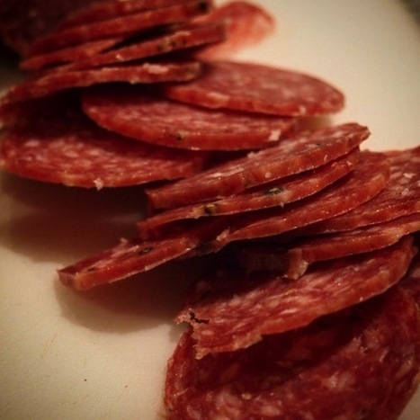 My Word with Douglas E. Welch » Salami [Photo] | Douglasewelch | Scoop.it