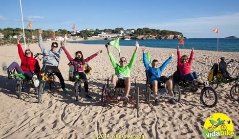 Ruta del Mediterráneo - Semana santa en bici reclinada | Bici reclinada - Recumbent bike - Vélo couché | Scoop.it