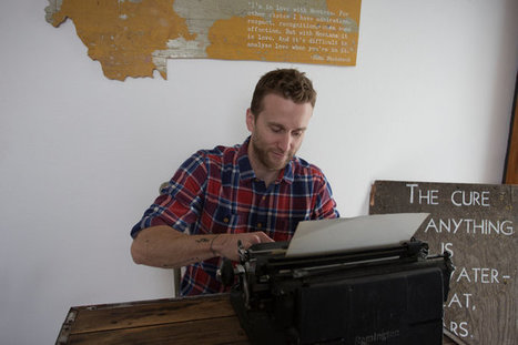 Web Poets' Society: New Breed Succeeds in Taking Verse Viral | Publish Poetry | Scoop.it
