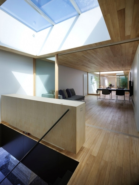 Family House in Obama by Suppose Design   Yatzer™   Rendons visibles l'architecture et les architectes   Scoop.it
