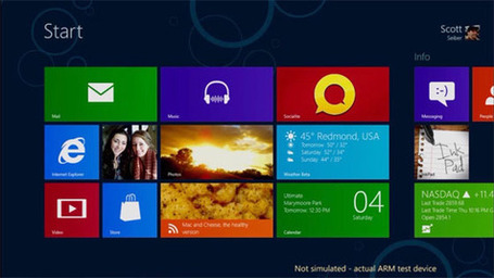 Microsoft Finally Explains Windows 8 on ARM: Desktop and Office 15 Applications Will Be Included | Microsoft | Scoop.it