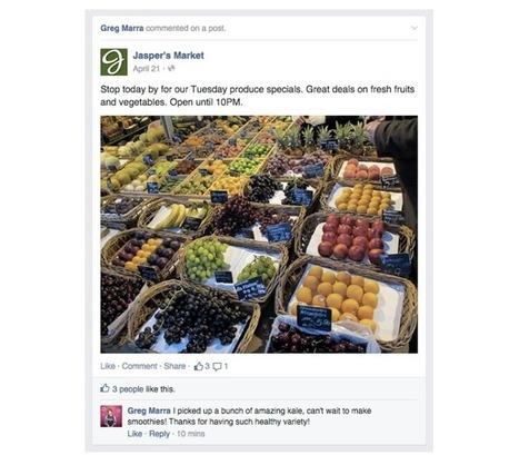 Découvrez les 6 Derniers Changements de l'Algorithme de Facebook | Le Social Media par ChanPerco | Scoop.it