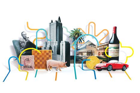 Chateau Pavie, Classic Cars, Lean Hogs and Duchamp Art Lead Alternative Investment Ranking | Vitabella Wine Daily Gossip | Scoop.it