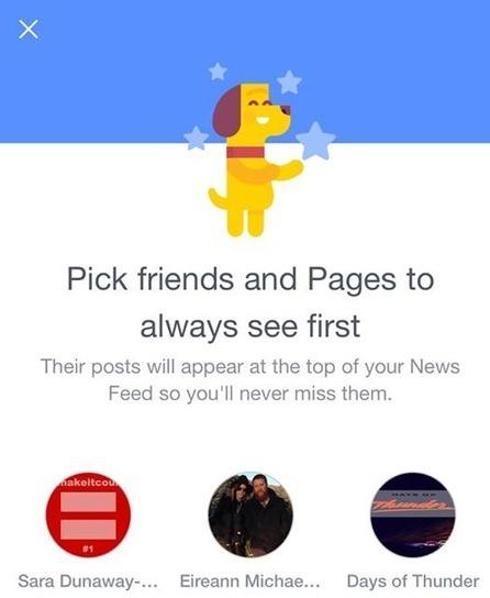 Les utilisateurs de Facebook pourraient choisir les contenus à afficher dans leur News Feed - #Arobasenet.com | INFORMATIQUE 2015 | Scoop.it