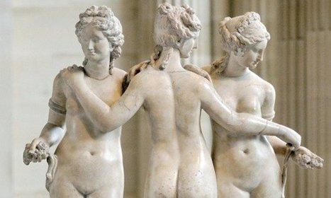 ¿Por qué las estatuas clásicas muestran penes y no vaginas? | Mundo Clásico | Scoop.it