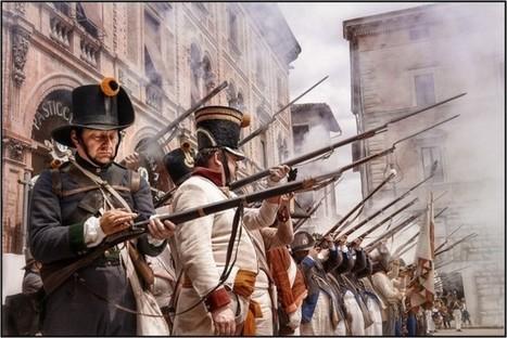 Foto dalle Celebrazioni del Bicentenario della Battaglia di Tolentino 1815 | Le Marche un'altra Italia | Scoop.it