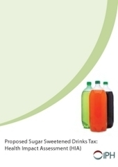 Proposed Sugar Sweetened Drinks Tax: Health Impact Assessment (HIA) | Health promotion. Social marketing | Scoop.it