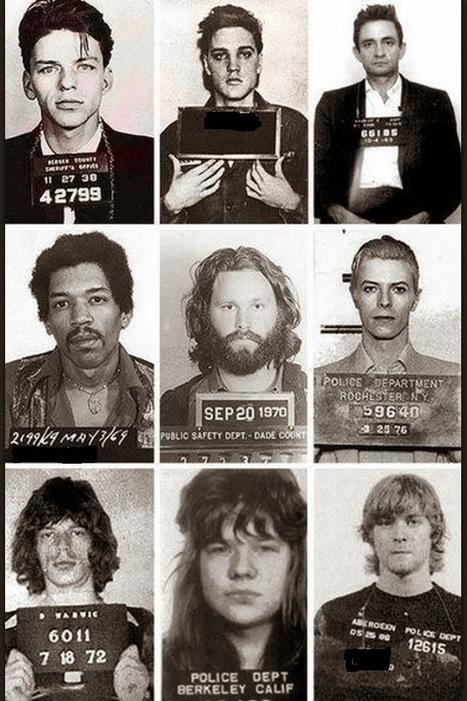 ♫Name the Mugshots, Listen to the Music♫ | Awakenings: America & Beyond | Scoop.it
