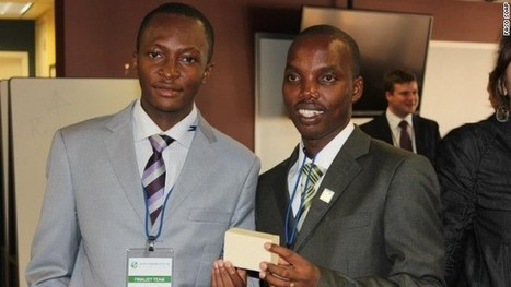 Students invent award-winning soap to tackle malaria | Game Guides in Africa.. | Scoop.it