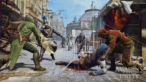 GAME BOQ || COMPUTER GAME REVIEW: ASSASSIN'S CREED UNITY | Gaming | Scoop.it
