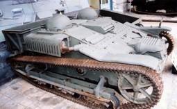 Renault UE Tankette – Walk Around   History Around the Net   Scoop.it