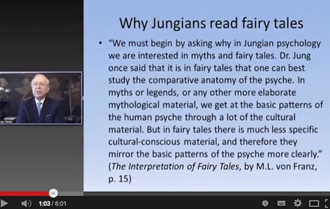 Video trailer for Asheville Jung Center the Psychology of Fairy Tales seminar series - e-jungian.com | Videos, Podcasts | Scoop.it