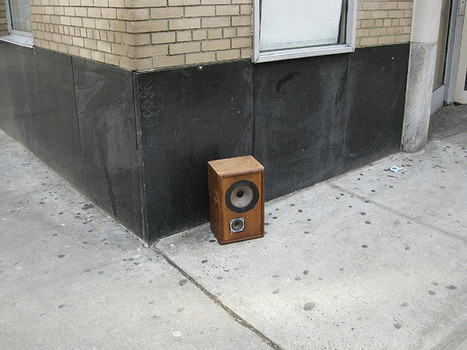 Speaker in City | DESARTSONNANTS - CRÉATION SONORE ET ENVIRONNEMENT - ENVIRONMENTAL SOUND ART - PAYSAGES ET ECOLOGIE SONORE | Scoop.it